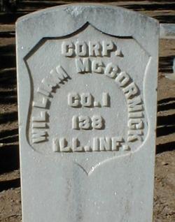 William McCormick, Jr