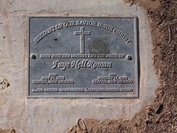 Faye Nell Roman