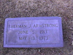 Sherman J Armstrong