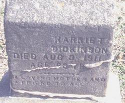 Harriet Dickinson