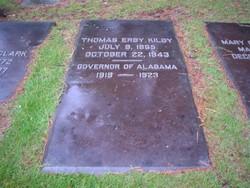 Thomas Erby Kilby, Sr
