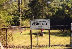 Hester-Hickman Cemetery
