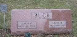 Laura Lillian <I>Woernley</I> Buck