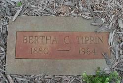 Bertha Cole <I>Woernley</I> Tippin