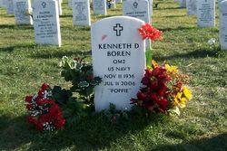 Kenneth D Boren