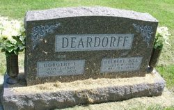 """Delbert Mahlon """"Bill"""" Deardorff"""