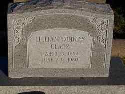 Lillian Dudley Clark