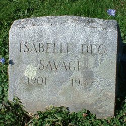 Isabelle <I>Deo</I> Savage