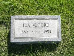 Ida Mae <I>Simpson</I> Ford
