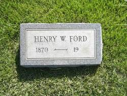 Henry W. Ford