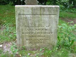 Capt Abraham Wheelwright