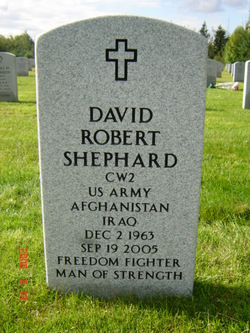 David Robert Shephard