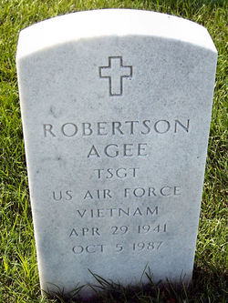 Robertson Agee