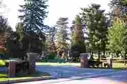 Evergreen Hill Cemetery