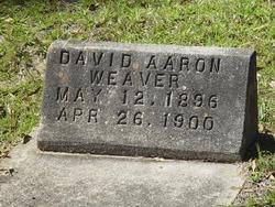 David Aaron Weaver