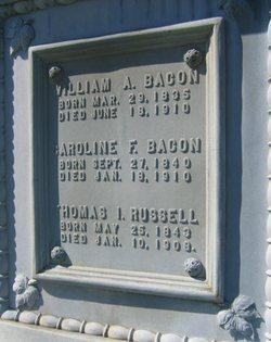 William A. Bacon