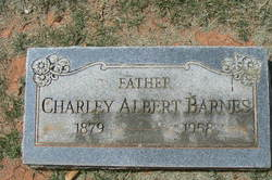 Charley Albert Barnes