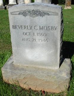 Beverly Clarke Mosby