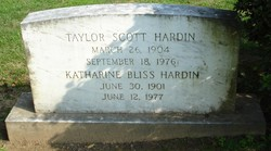 Katharine <I>Bliss</I> Hardin