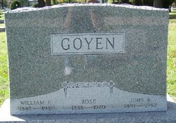 Rose Goyen