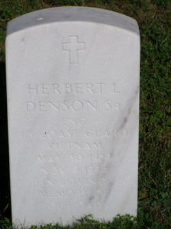 Herbert Louis Denson, Sr