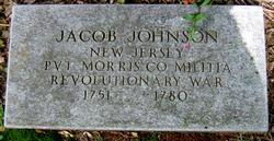 """Pvt Jacob """"The Trooper"""" Johnson"""