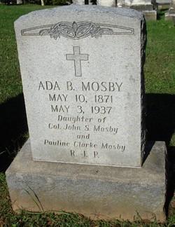 Ada B. Mosby