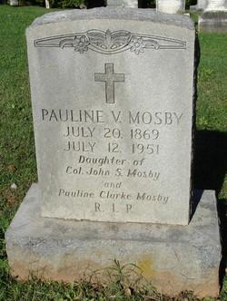 Pauline Virginia Mosby