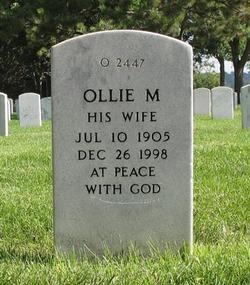 Ollie M Ferguson