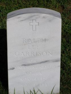 Ralph Lee Garrison