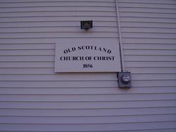 Old Scotland Cemetery