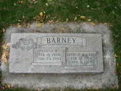 Glena B. <I>Robertson</I> Barney