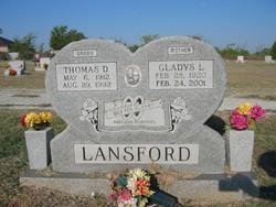 Thomas D. Lansford