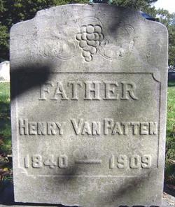 Henry Van Patten