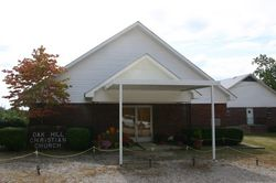 Oak Hill Christian Church Cemetery
