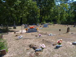 Locust Grove Baptist Church Cemetery