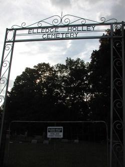 Elledge Holley Cemetery