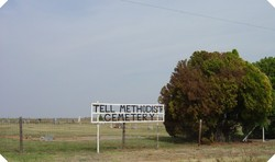 Tell Methodist Cemetery