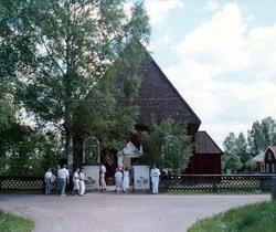 Amsbergs kyrkogård (Amsberg Churchyard)
