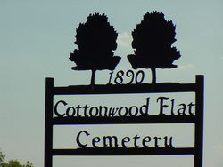 Cottonwood Flat Cemetery
