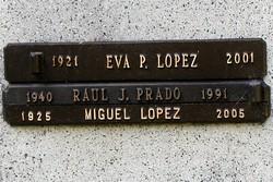 Eva <I>Prado</I> Lopez