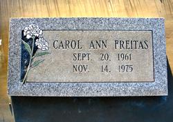 Carol Ann Freitas