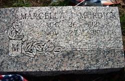 Marcella J. Murdick