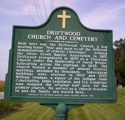 Driftwood Christian Church Cemetery