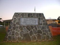 East Hawaii Veterans Cemetery No. 2