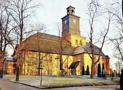Vårfrukyrkogården (Churchyard of Our Lady)