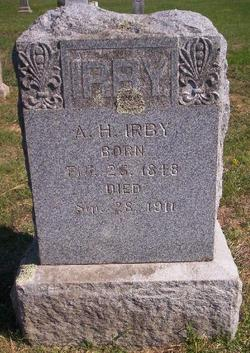 Alfred Henderson Irby