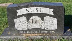 Minnie C Bush