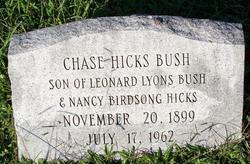 Chase Hicks Bush