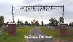 McRaes Chapel Cemetery